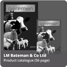 Click the link to view enlarged images of the Bateman product catalogue brochure we have designed